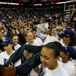 04-09-2013 NCAA Women's Final Four Championship Game-Louisville vs UConn