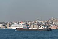 Turkey. Istambul. On the Bosphorus/ Sur le Bosphore