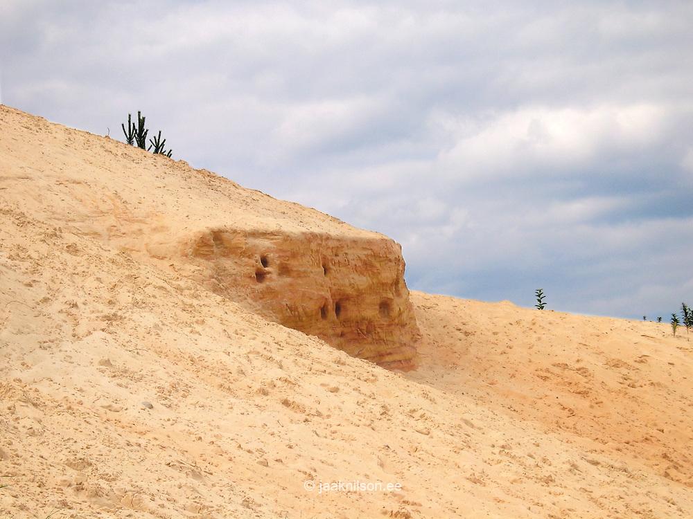 Piusa Glass Sand Mine