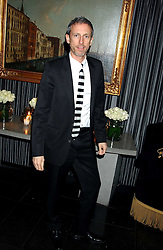 PATRICK COX at a party to celebrate the publication of Tatler's Little Black Book 2005 held at the Baglioni Hotel, 60 Hyde Park Gate, London SW7 on 9th November 2005.<br /><br />NON EXCLUSIVE - WORLD RIGHTS