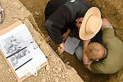 Castroville Columbian Mammoth excavation