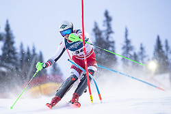 11.02.2019, Aare, SWE, FIS Weltmeisterschaften Ski Alpin, alpine Kombination, Herren, Slalom, im Bild Daniel Danklmaier (AUT) // Daniel Danklmaier of Austria reacts after the Slalom competition of the men's alpine combination for the FIS Ski World Championships 2019. Aare, Sweden on 2019/02/11. EXPA Pictures © 2019, PhotoCredit: EXPA/ Johann Groder