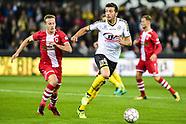 Sporting Lokeren and Royal Antwerp FC - 16 Sep 2017