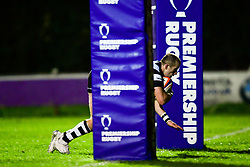 - Mandatory by-line: Ryan Hiscott/JMP - 24/09/2018 - RUGBY - Clifton RFC - Bristol, England - Bristol Bears United v Saracens Storm - Premiership Rugby Shield