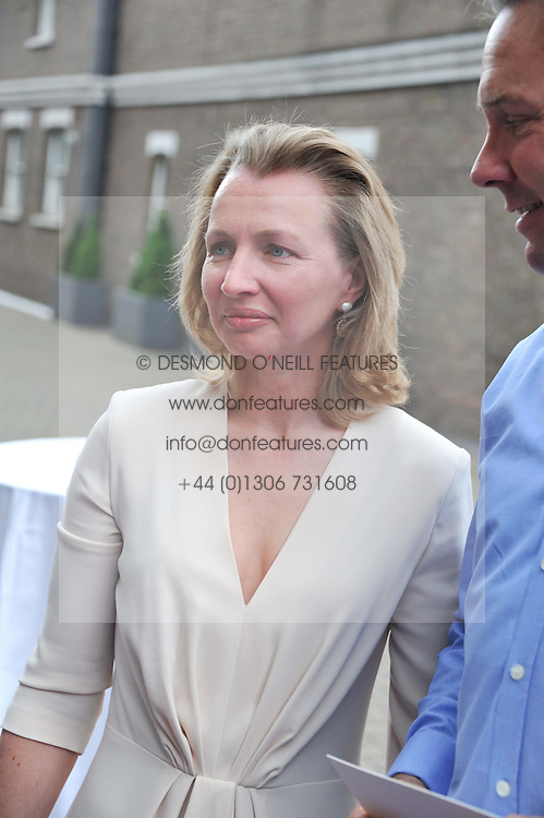 HELEN ASPREY at a party to celebrate the launch of Bentley's The Collection held at 6 Square Rigger Row, Plantation Wharf, York Road, London SW11 on 25th June 2012.