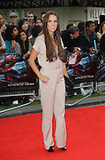18.JUNE.2012. LONDON<br /> <br /> DANIELLE LLOYD ATTENDS THE UK FILM PREMIERE OF THE AMAZING SPIDERMAN AT THE ODEON CINEMA, LEICESTER SQUARE.<br /> <br /> BYLINE: EDBIMAGEARCHIVE.CO.UK<br /> <br /> *THIS IMAGE IS STRICTLY FOR UK NEWSPAPERS AND MAGAZINES ONLY*<br /> *FOR WORLD WIDE SALES AND WEB USE PLEASE CONTACT EDBIMAGEARCHIVE - 0208 954 5968*
