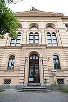 31 MAY 2010, BERLIN/GERMANY:<br /> Aussenansicht, Gebaeude, Sozialgericht Berlin<br /> IMAGE: 20100531-01-048<br /> KEYWORDS: Gebäude