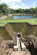The 'Elephant Pond' at Anuradhapura.