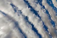 Below view of clouds