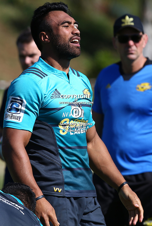 DURBAN, SOUTH AFRICA, 5, May 2016 - Victor Vito during the Hurricanes training session held at Northwood School Durban North , (Photographer Steve Haag) <br /> <br /> Images for social media must have consent from Steve Haag