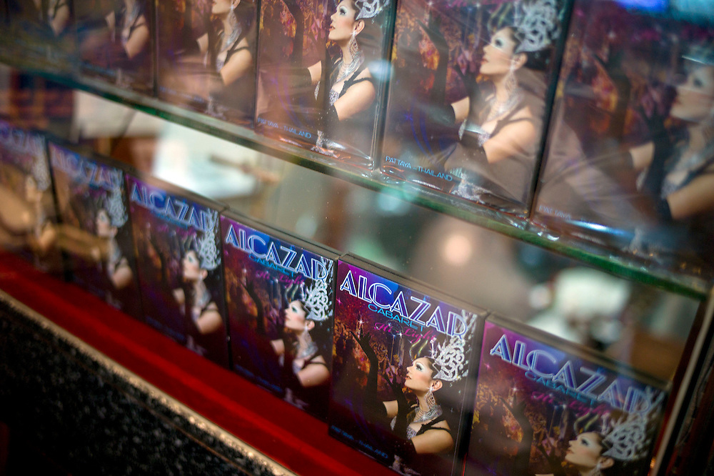 "The Alcazar Cabaret was established on 1981.Originally, with about 100 performers and staff, the former Alcazar's theater had a capacity of only 350 seats, the new theater has a capacity of 1,000 seats... Nowadays, ""Alcazar"" is globally famous with the reputation of the best cabaret show in Thailand. In addition, Alcazar becomes a milestone tourist attraction and a must-to-see show for both Thai and foreigners visiting Pattaya.(Thatcha , 31 years old)."