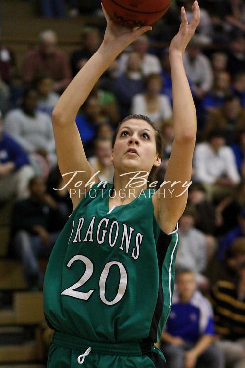 MCHS Varsity Girls Basketball .vs William Monroe .12/5/2008