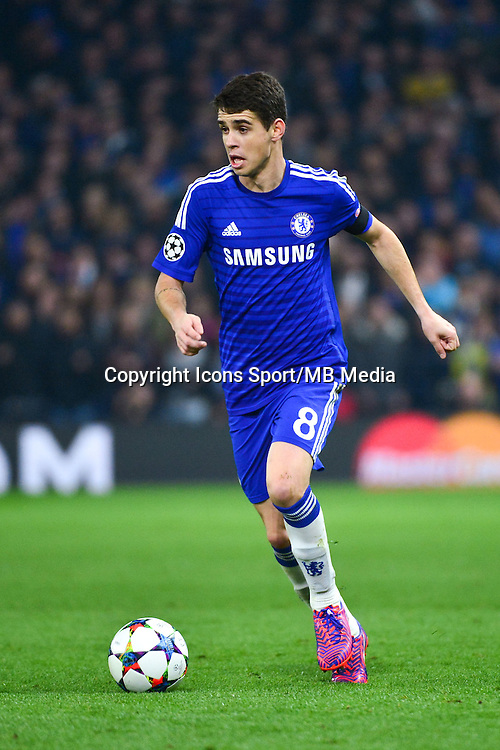 OSCAR - 11.03.2015 - Chelsea / Paris Saint Germain - 1/8Finale retour Champions League<br /> Photo : Dave Winter / Icon Sport