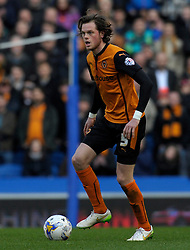 Wolverhampton Wanderers' Richard Stearman  - Photo mandatory by-line: Harry Trump/JMP - Mobile: 07966 386802 - 14/03/15 - SPORT - Football - Sky Bet Championship - Brighton v Wolves - Amex Stadium, Brighton, England.
