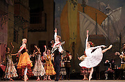 Don Quixote <br /> The Mariinsky Ballet <br /> at The Royal Opera House, London, Great Britain <br /> 2nd August 2011 <br /> <br /> presented by Victor Hochhauser<br /> <br /> Yevgenia Obraztsova (as Kitri)<br /> Andrei Timofeev (as Basil)