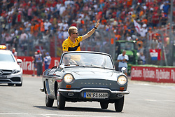 July 22, 2018 - Hockenheim, Germany - Motorsports: FIA Formula One World Championship 2018, Grand Prix of Germany, ..#27 Nico Hulkenberg (GER, Renault Sport Formula One Team) (Credit Image: © Hoch Zwei via ZUMA Wire)