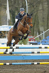 Mund, Nicoline, Walters Finale<br /> Bad Schwartau - Springturnier <br /> Springpferdeprüfung Kl. L<br /> © www.sportfotos-lafrentz.de/Stefan Lafrentz