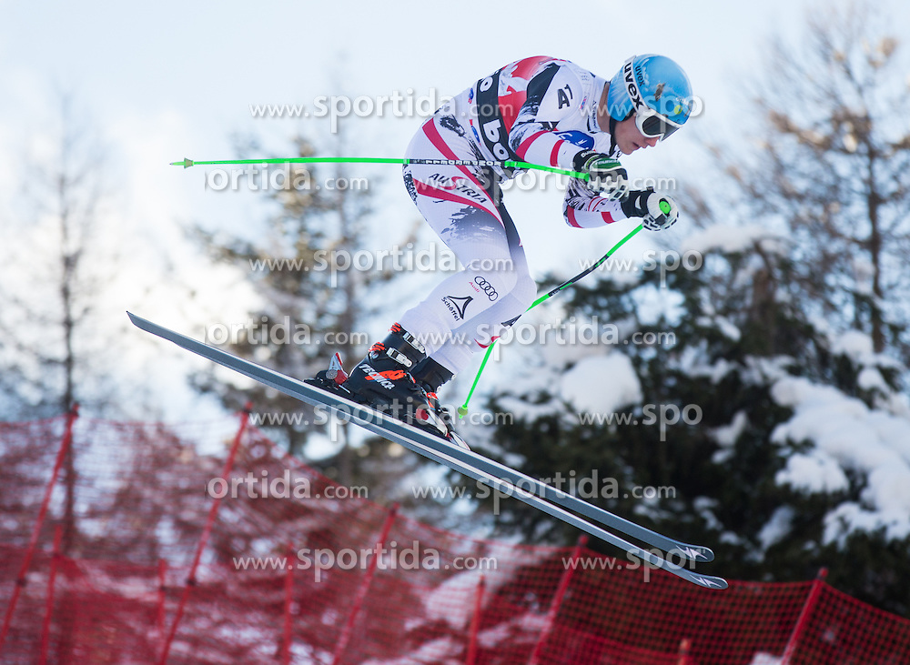 28.12.2013, Stelvio, Bormio, ITA, FIS Ski Weltcup, Bormio, Abfahrt, Herren, 2. Traininglauf, im Bild Otmar Striedinger (AUT) // Otmar Striedinger of Austria in action during mens 2nd downhill practice of the Bormio FIS Ski Alpine World Cup at the Stelvio Course in Bormio, Italy on 2012/12/28. EXPA Pictures © 2013, PhotoCredit: EXPA/ Johann Groder