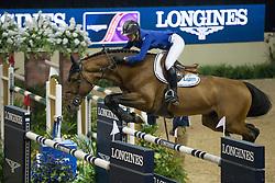 Leprevost Penelope, (FRA), Vagabond de la Pomme<br /> Longines FEI World Cup™ Jumping Final I<br /> Las Vegas 2015<br />  © Hippo Foto - Dirk Caremans<br /> 17/04/15