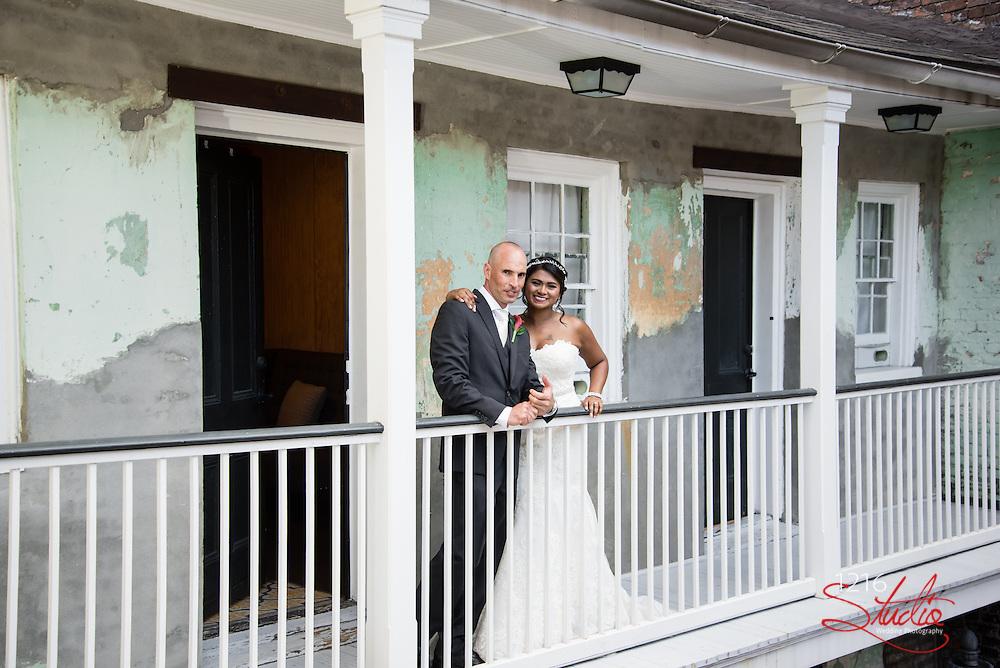 Dan & Sharlene Wedding Album Samples   530 Bourbon   1216 Studio Wedding Photography