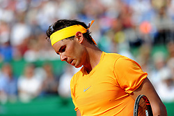 April 18, 2018 - Monaco - Tennis - Monaco - Raffael Nadal Espagne (Credit Image: © Panoramic via ZUMA Press)