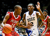 NCAA BASKETBALL- Nov 16- Miami (Ohio) at Duke