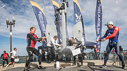 WMRT Chicago Match Cup, Chicago Yacht Club, Chicago, IL. 1st October 2017.