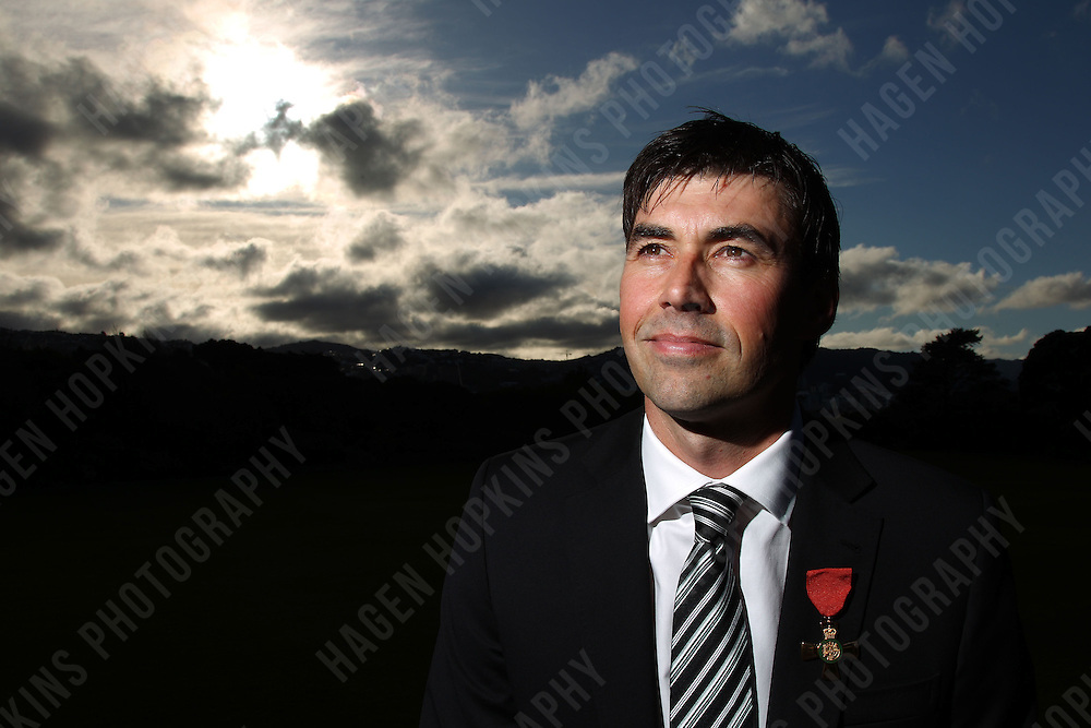 FORMER NEW ZEALAND CRICKET CAPTAIN, STEPHEN FLEMING
