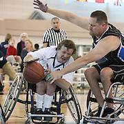 150116 Lakeshore vs Orlando Magic Wheel Chair Basketball