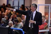 DESCRIZIONE : Brindisi Lega A 2014-15 <br /> Enel Brindisi Sidigas Avellino<br /> GIOCATORE : Frates Fabrizio<br /> CATEGORIA : Allenatore Coach Mani <br /> SQUADRA : Sidigas Avellino<br /> EVENTO : Lega A 2014-15 <br /> GARA : Enel Brindisi Sidigas Avellino<br /> DATA : 27/04/2015<br /> SPORT : Pallacanestro<br /> AUTORE : Agenzia Ciamillo-Castoria/M.Longo<br /> Galleria : Lega Basket A 2014-2015<br /> Fotonotizia : Brindisi Lega A 2014-15 <br /> Enel Brindisi Sidigas Avellino<br /> Predefinita :