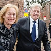 NLD/Naarden/20160325 - Mattheus Passion 2016 Naarden, Martin van Rijn en partner