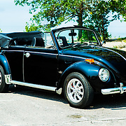 1972 Volkswagon Convertible Karman Coach Built Convertible
