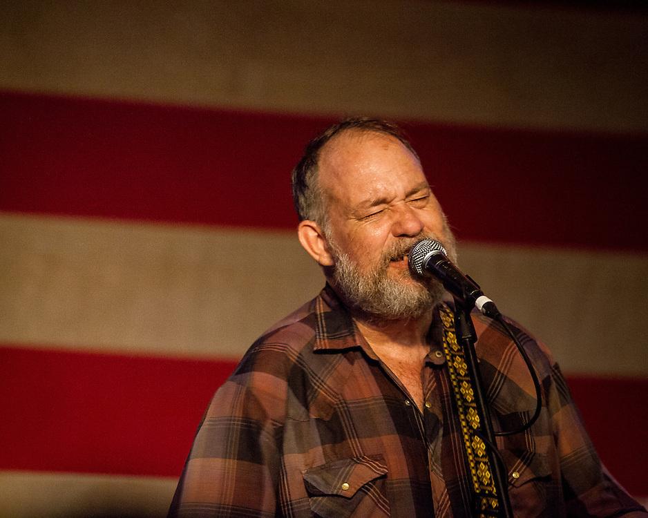 Jon Dee Graham at American Music Fest 2012.