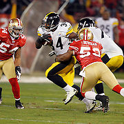 2011 Steelers at 49ers