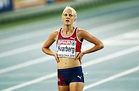Friidrett, 1. august  2010 ,<br /> EM Barcelona<br /> <br /> European Athletics Championships<br /> Barcelona<br /> <br /> <br /> Ragnhild Kvarberg , Norge 5000 m<br /> <br /> <br /> Foto: Anders Hoven , Digitalsport