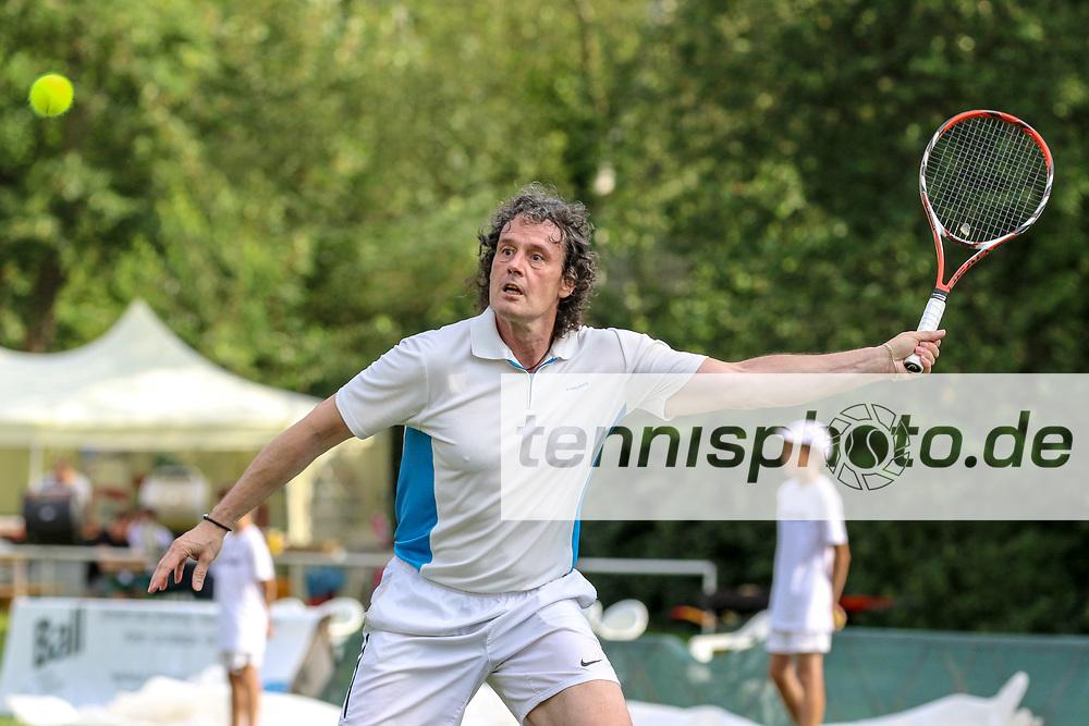 Vetter, Henning (TC Weiß-Gelb Lichtenrade), 10. Rasentennis Open Berlin, 04.08.2017, Foto: Claudio Gaertner