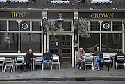 Rose & Crown pub, Greenwich, London, England