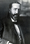 Bernhard Dernburg (1865-1937).  German liberal politician and banker.