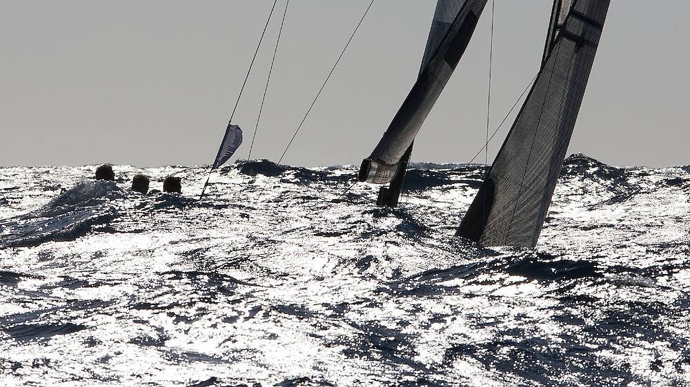 SPAIN, Cartagena, AUDI MedCup, 18th Sept 2009,  Caja Mediterraneo Region of Murcia Trophy, GP42, Airis...