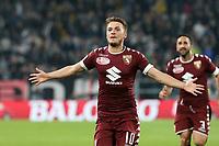 06.05.2017 - Torino - Serie A 2016/17 - 35a giornata  -  Juventus-Torino  nella  foto: Adem Ljajic esulta dopo il gol dell '1 a 0