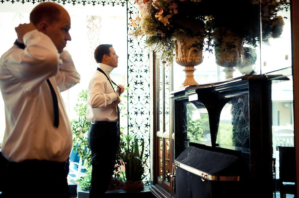 10/9/11 2:43:06 PM -- Zarines Negron and Abelardo Mendez III wedding Sunday, October 9, 2011. Photo©Mark Sobhani Photography