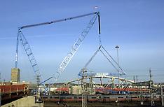 Construction Stock Images   Site Prep - Activity - Materials - Equipment - Rail - Land - Labor