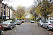 View of Groombridge Road, Hackney, London CREDIT: Vanessa Berberian for The Wall Street Journal<br /> HACKNEY-Lana Wrightman