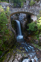 Christine Falls, Mt. Rainier National Park, Washington, US