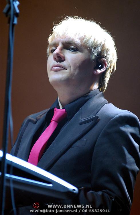 NLD/Amsterdam/20050531 - Concert Duran Duran, Nick Rhodes
