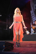 23.JULY.2011. ESSEX<br /> <br /> MOLLIE KING FROM GIRL BAND THE SATURDAYS PERFORMING AT THE ENGLISH HERITAGE PICNIC CONCERT AT AUDLEY END HOUSE IN SAFFRON WALDAN, ESSEX.<br /> <br /> BYLINE: EDBIMAGEARCHIVE.COM<br /> <br /> *THIS IMAGE IS STRICTLY FOR UK NEWSPAPERS AND MAGAZINES ONLY*<br /> *FOR WORLD WIDE SALES AND WEB USE PLEASE CONTACT EDBIMAGEARCHIVE - 0208 954 5968*