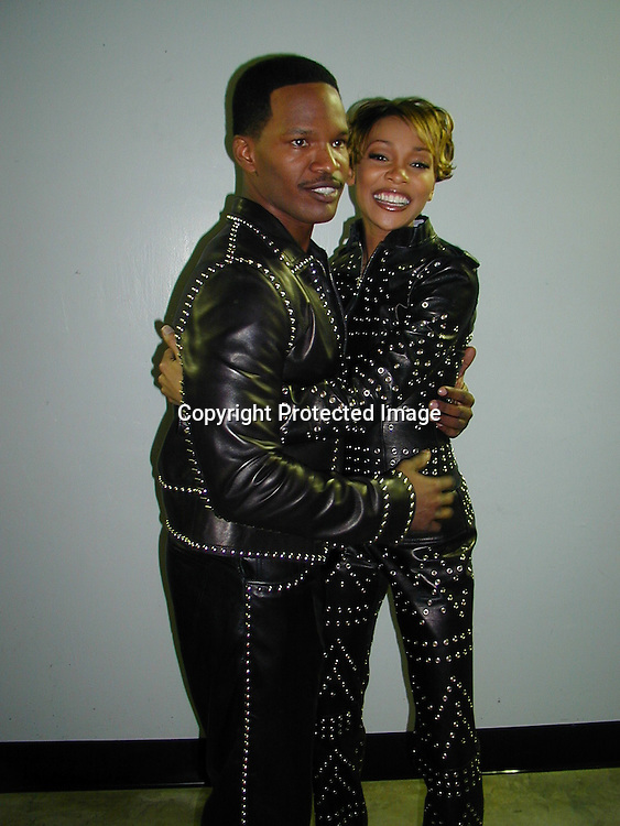 Jamie Foxx &amp; Monica<br />