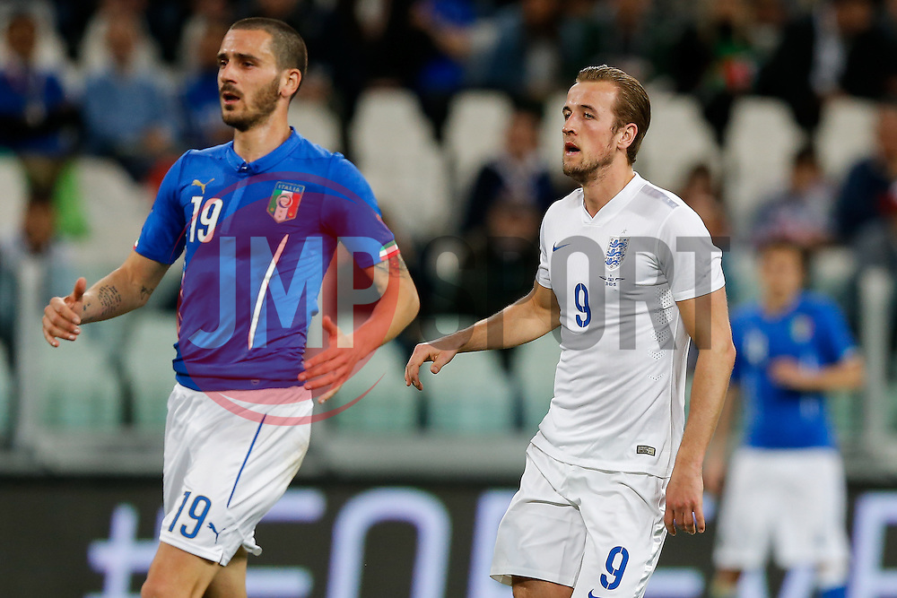 Harry Kane of England looks frustrated - Photo mandatory by-line: Rogan Thomson/JMP - 07966 386802 - 31/03/2015 - SPORT - FOOTBALL - Turin, Italy - Juventus Stadium - Italy v England - FIFA International Friendly Match.