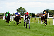 Trelinney ridden by Martin Dwyer and trained by Marcus Tregoning in the Sky Sports Racing Sky 415 Fillies' Handicap (Class 5) race. Princess Way ridden by Rhiain Ingram and trained by Paul George in the Sky Sports Racing Sky 415 Fillies' Handicap (Class 5) race. Princess Way ridden by Rhiain Ingram and trained by Paul George in the Sky Sports Racing Sky 415 Fillies' Handicap (Class 5) race. Perfect Grace ridden by Holie Doyle and trained by Archie Watson in the Sky Sports Racing Sky 415 Fillies' Handicap (Class 5) race. - Ryan Hiscott/JMP - 07/08/2019 - PR - Bath Racecourse - Bath, England - Race Meeting at Bath Racecourse