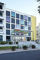 Landhaus - Amt der Burgenländischen Landesregierung, Eisenstadt.
